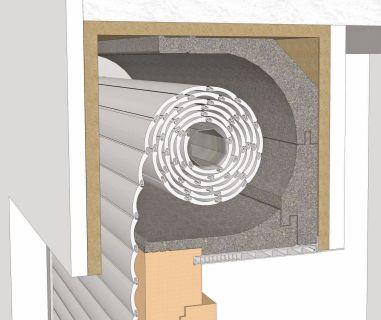 Rollladenkasten dämmen mit ROKA-Ass von DiHa