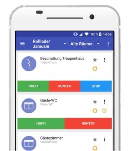everHome | JAROLIFT SmartHome System Cloudbox mit App-Steuerung