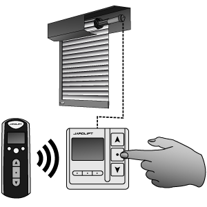 der Smart Home fähige Funkempfänger / Funk Aktor TDRRT 01W